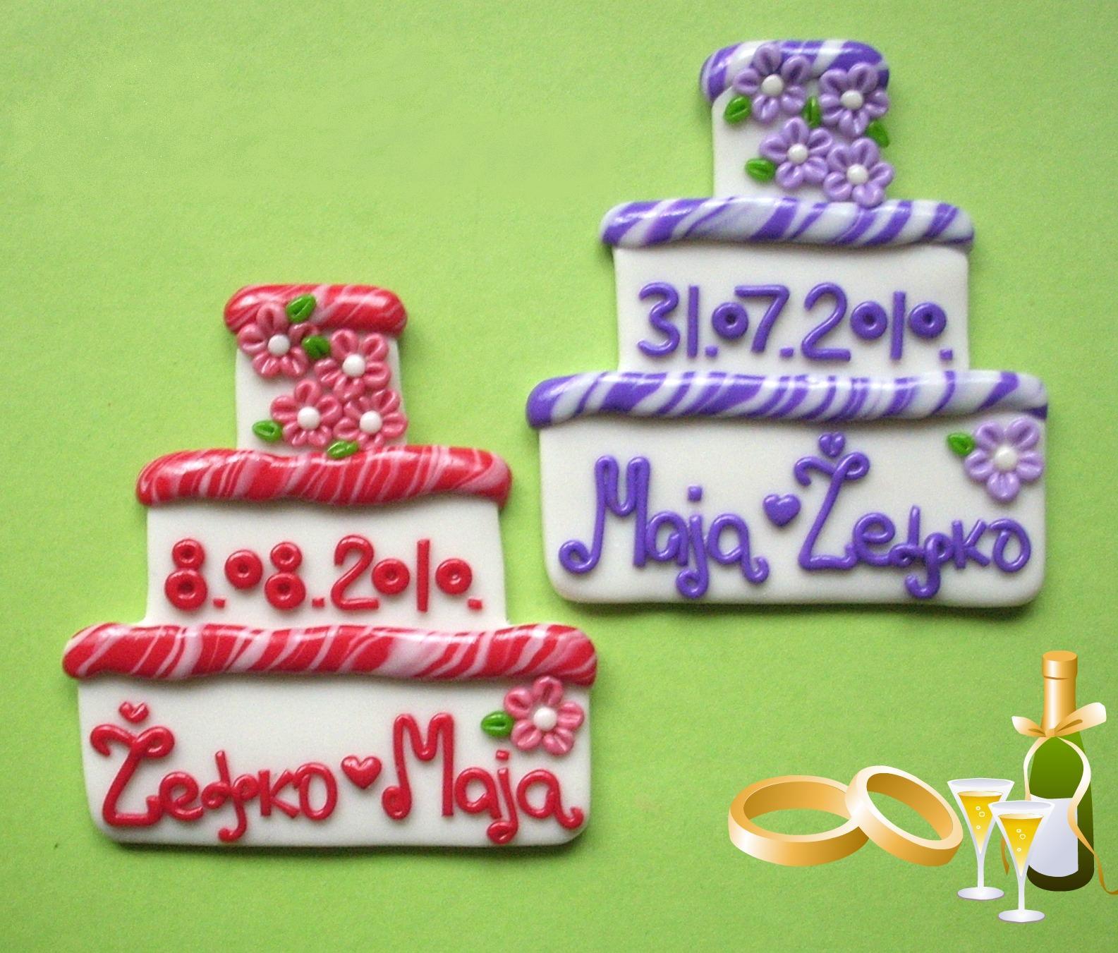 magneti za svadbu