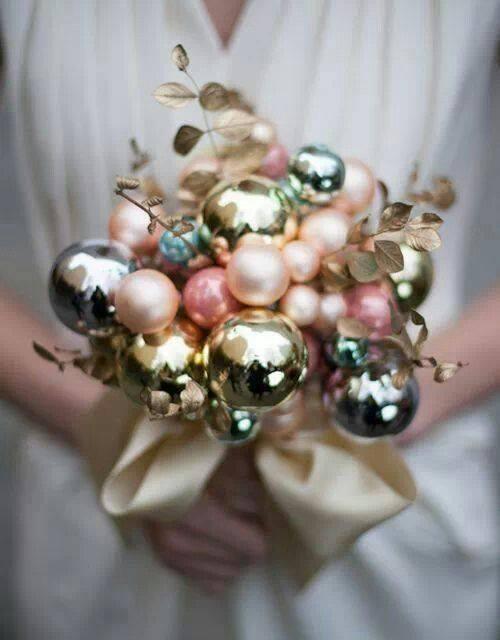 bidermajer za novogodišnje venčanje