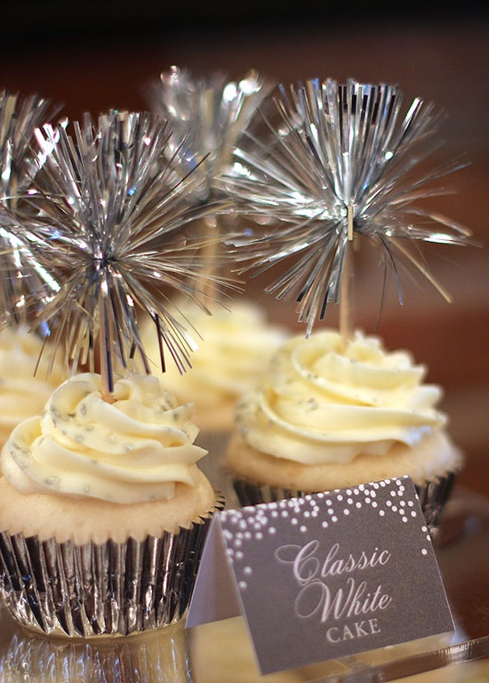 cupcakes kao dekoracija