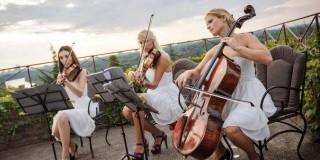 Gudački trio ČAROBNE ŽICE