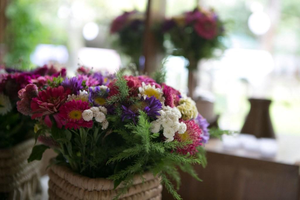 poljsko cveće kao dekoracija