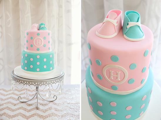 torta proslava otkrivanja pola deteta