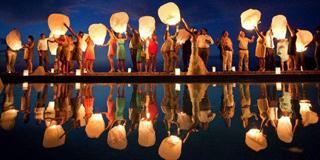 nebeske lanterne zelja