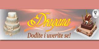 """Radnja za proizvodnju torti i kolača """"Dragana"""""""
